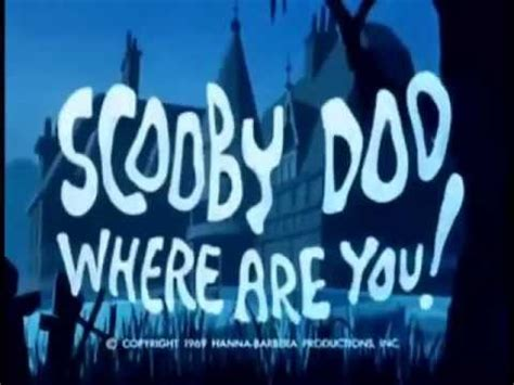 Scooby Doo Where Are You season 1 intro in STEREO - YouTube