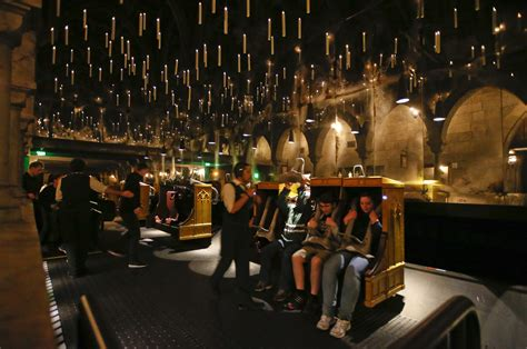 Universal Studios Hollywood drops 3-D from Harry Potter