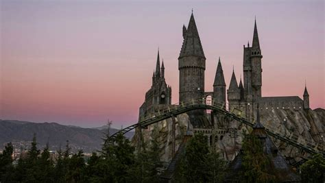 Live the Harry Potter magic at Universal Studios Hollywood