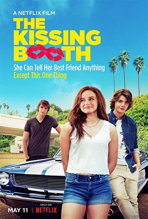 The Kissing Booth - Film 2018 - FILMSTARTS