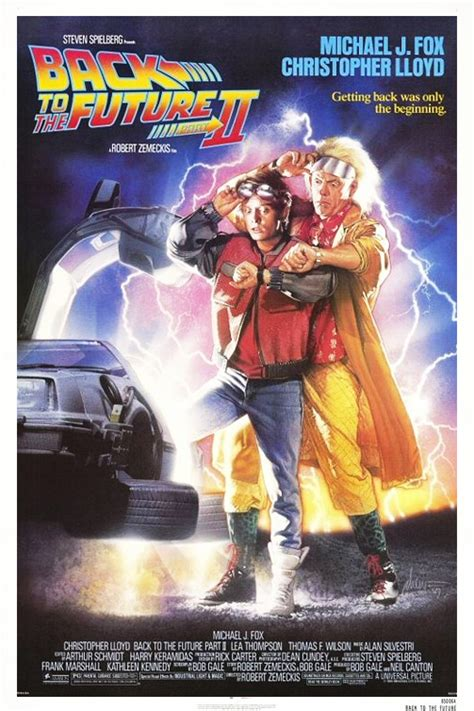 Back to the Future Part II   My Favorite Movie Posters