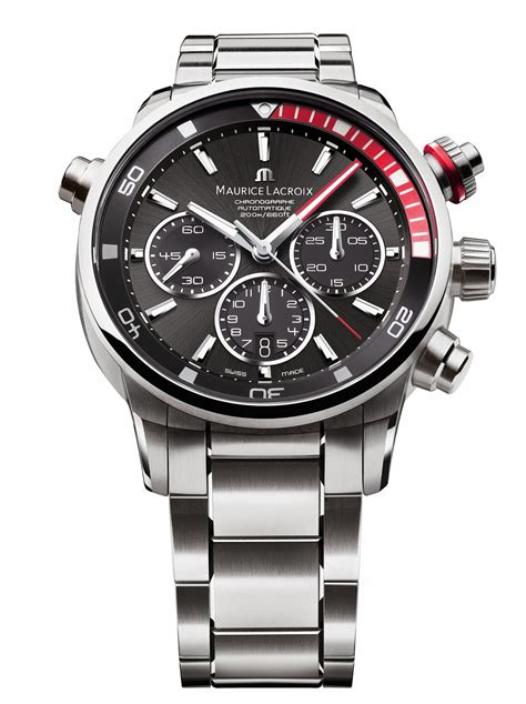 Height of Horology: Maurice Lacroix - Pontos S